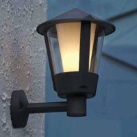 Outdoor Wall Light, Gargen Lights