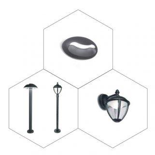 Lutec outdoor & Indoor Lights